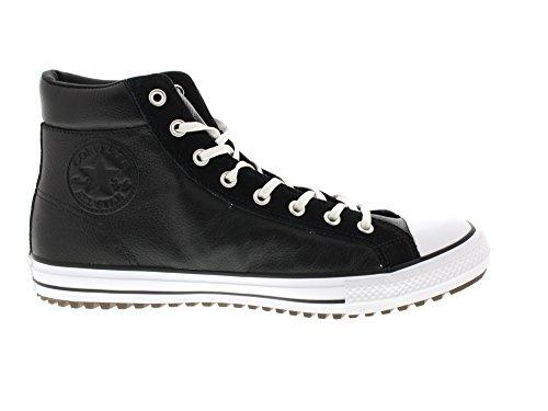 Converse Unisex CT AS Boot PC HI Schwarz Leder/Wildleder Sneaker Black