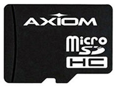 AXIOM 8GB MICRO SECURE DIGITAL HIGH