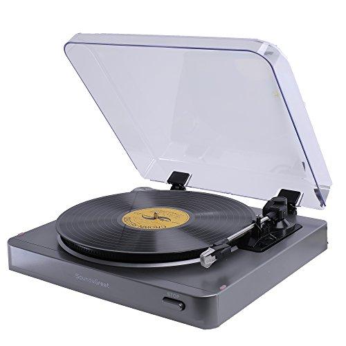 ZasLuke SG-10 Automatic Stereo Turntable LP Record Vinyl Pla