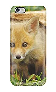 Awesome Case Cover/iphone 6 Plus Defender Case Cover(africa Wild Life Animals)(3D PC Soft Case)