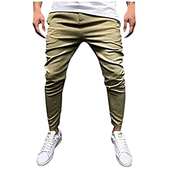 Pantalones de Deporte para Hombre, a Rayas, Hip Hop, Urbano, Baggy ...