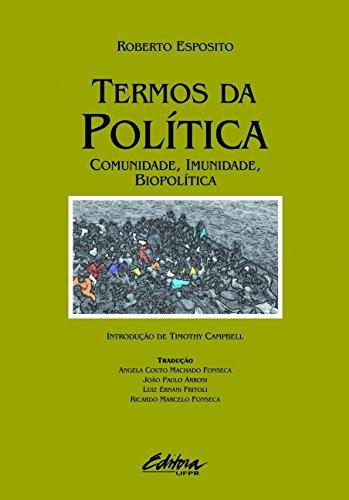 Termos da política: Comunidade, imunidade, biopolítica
