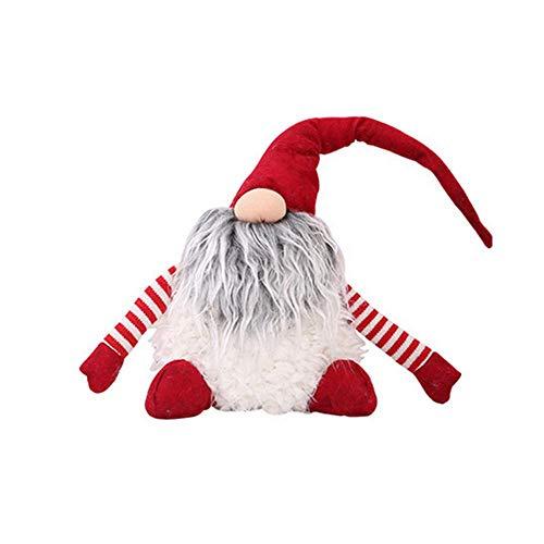 Umiwe Swedish Santa Gnome Plush, 11.8