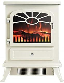 Sideros Desiree 760 Wood Heating Kitchen Stove 6kw Ceramic Ecure - Burning-wood-stoves-from-sideros