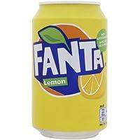 Fanta Lemon (72 x 0,33 L blik)