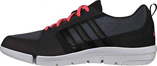 adidas Mardea - Zapatillas de Cross Training Para Mujer Negro / Rosa / Blanco