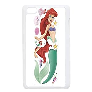 High Quality {YUXUAN-LARA CASE}The Little Mermaid FOR IPod Touch 4th STYLE-16