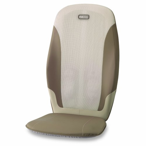 Homedics MCS-370H Shiatsu Massage Cushion (Homedic Shiatsu Massager)