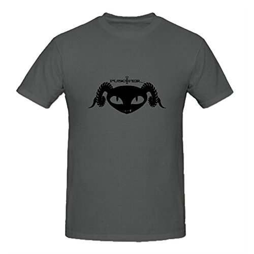 snap-t-shirt-puscifer-logo-men-o-neck-t-shirt-grey-l