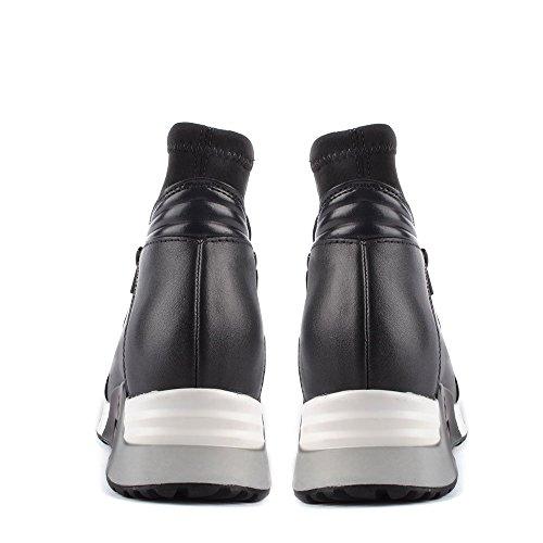 Ash Lux Zapatillas Deportivas, Mujer Negro