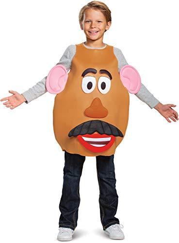 Mr Mrs Potato Head Halloween Costumes (Disney Pixar Mr./Mrs. Potato Head Toy Story 4 Deluxe)
