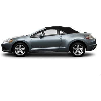 mitsubishi eclipse spyder convertible top 2006 2011 in cabrio grain vinyl with heated glass window