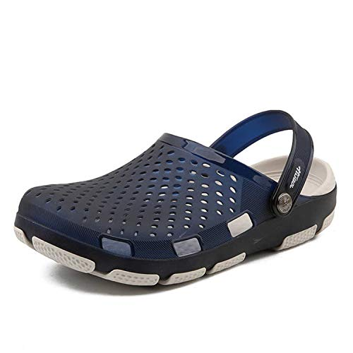 The best of us 2019 Summer Mens Sandals Water Beach Mens Clogs Mens Jelly Sandals Mens Chef Shoes Lightweight Sandal Garden - Futon Venice