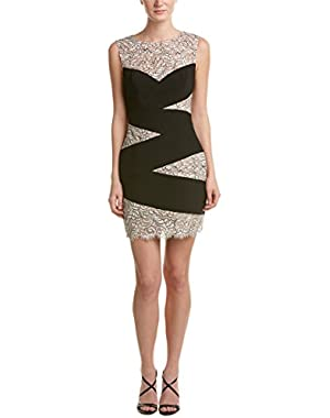 Bcbgmaxazria Mathilde Sheath Dress