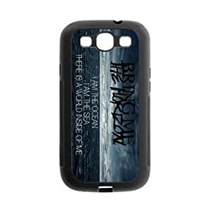TPU Rubber Case Compatible with Samsung Galaxy S III / S3 i9300 Covers [BMTH Bring Me to the Horizon]