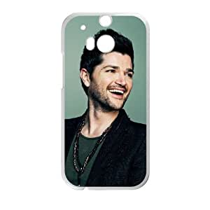 HTC One M8 Cell Phone Case Covers White The Script D6X7R