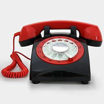 Viejo Tocadiscos Retro Tocadiscos teléfono teléfono Antiguo ...