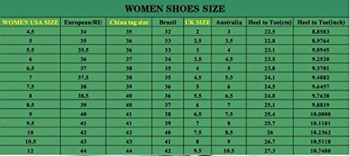 Zapatos De Black Solaz Mujer amp;G De Calzado Casual Mujeres Transpirable De Zapatos NGRDX Mujeres De Malla xqIBwPa
