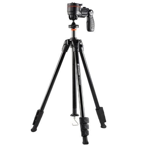 VANGUARD Alta Ca 204Agh Tripod with Gh-30 Pistol Grip Ball Head by Vanguard