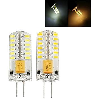 G4 Led Bulbs Halogen Replacement 120v Bulb Xenon Volt