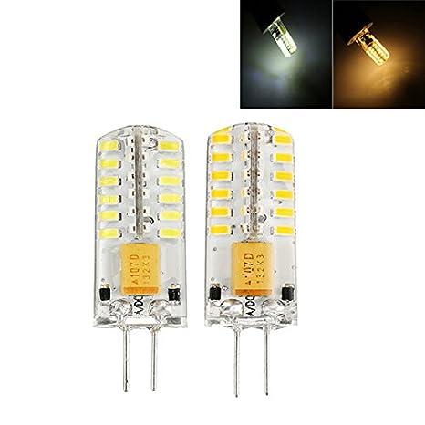 g4 led bulbs led halogen replacement g8 120v 20w bi pin bulb xenon rh amazon com