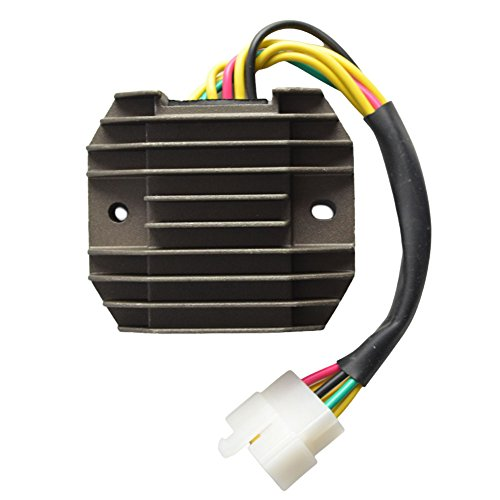AHL Voltage Regulator Rectifier for Kawasaki ZZR400 - 1997 Rectifier Kawasaki 1995 Regulator