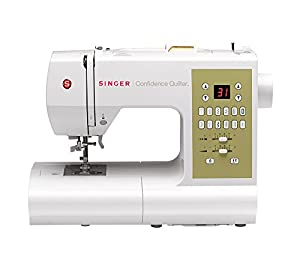 Singer Confidence Quilter 7469Q Computerized Electronic Portable Sewing Machine