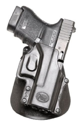 Fobus Conceal concealed carry Paddle Holster for Glock 29 30 39, 21SF, 30SF, 30S / Smith&Wesson 99 / Sigma series V only (Best Concealed Carry Holster For Glock 30sf)