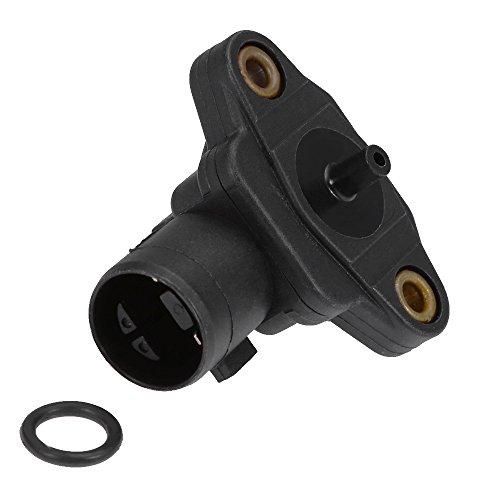 - Turbo 4 Bar plugplay Map Sensor For HONDA ACURA CIVIC INTEGRA ACCORD CRX 44 LB B18c5
