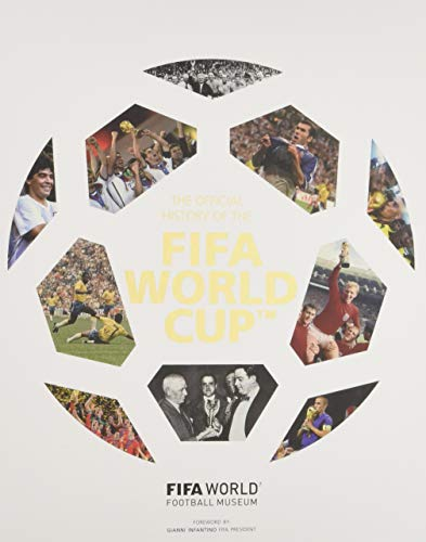 [Book] The Official History of the FIFA World Cup™ P.D.F