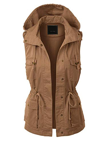 Jenkoon Women's Anorak Utility