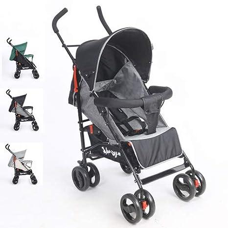 Sillita de paseo Kidmeister S9, carrito infantil, carrito deportivo, reclinable beige beige: Amazon.es: Bebé