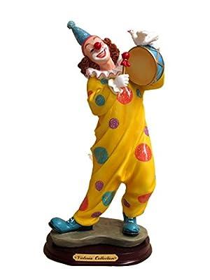 Victoria Collection Clown Figurine