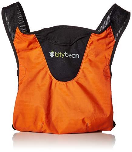 Bitybean UltraCompact Baby Carrier - Carrot Orange