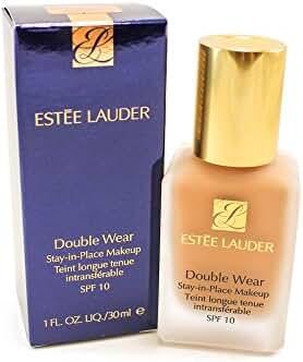 Estee Lauder SPF 10 Double Wear Stay-In Place Makeup for Women, Ivory Beige, 1.0 Fluid Ounce