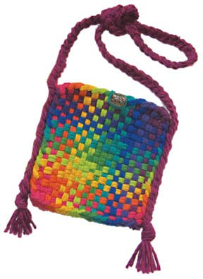 Harrisville Designs Potholder Purse Rainbow product image