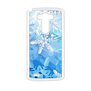 Artistic aesthetic snowflake fashion phone case for LG G3