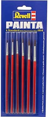 Revell Painta Standard, 6 brushes - 29621