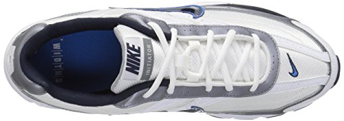 Initiator Grey Nike Femme Trail Wmns obsidian Multicolore Cool metallic wide gris Chaussures white Blanc De H5R5wq