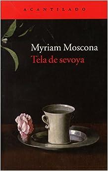 Book Tela de sevoya