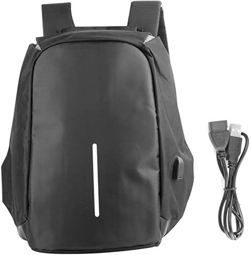 Amazon.com: iMounTEK Anti-Theft Business Laptop Backpack Briefcase W/USB Charging Hole. Water Resistant/Shockproof College School Book Rucksack/Knapsack- ...