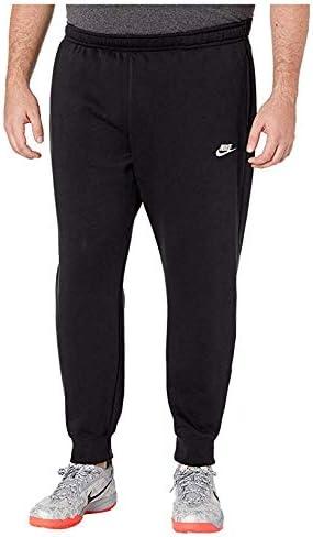 [NIKE(ナイキ)] メンズパンツ・ショーツ等 Big & Tall NSW Club Jogger Black/Black/White 3XL [並行輸入品]