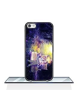 Disney Alice in Wonderland Iphone 5 Phone Funda Case Dust proof Anti Slip & Graceful Type Printed HD Pattern Unique Design