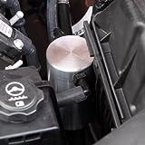 UPR 10-15 Camaro Billet Oil Catch Can V8 Satin 5032-025