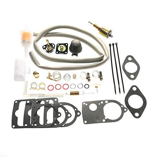 (imUfer Carburetor Rebuild Kit for VW Solex 28 Thru 34 Pict)