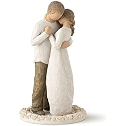 Willow Tree Promise Cake Topper by Susan Lordi #26189