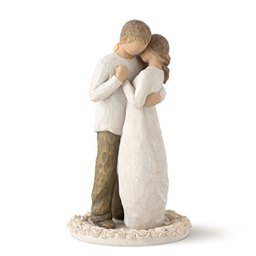 Willow Tree Promise Cake Topper by Susan Lordi #26189 (Cake Owl Wedding Topper)