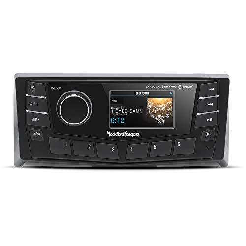 Rockford Fosgate PMX-5CAN Vehicle Receivers ()