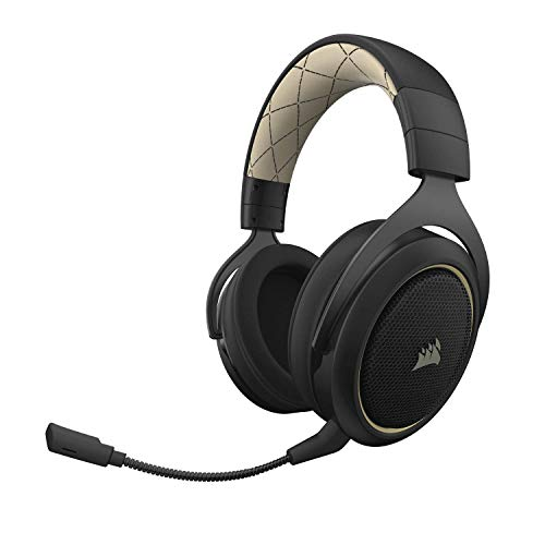 HS70 WIRELESS Gaming Headset Carbon (Renewed)