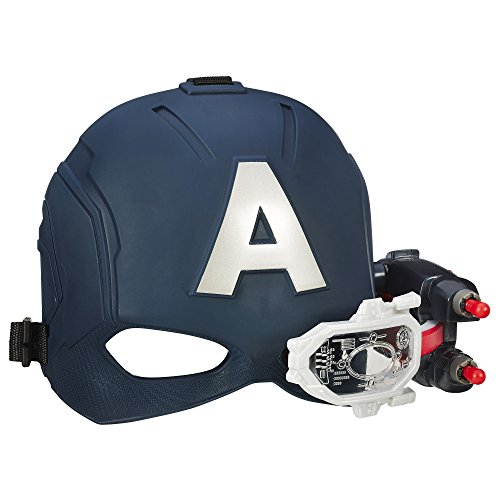 Marvel Captain America: Civil War Scope Vision Helmet -